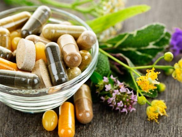 Suppléments naturels pour l'arthrite