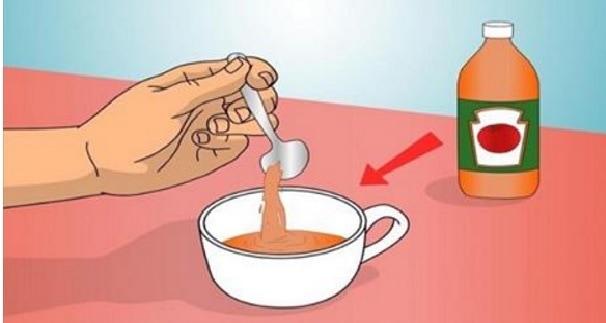 Quelque chose d'inattendu se produit lorsque vous prenez 1 à 2 cuillères à soupe de vinaigre de cidre avant chaque repas