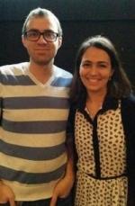 Rachel Cruz (INSPQ) et Julien Lamontagne (Info-Herpès)