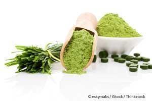 La spiruline - un aliment diététique contre la malnutrition