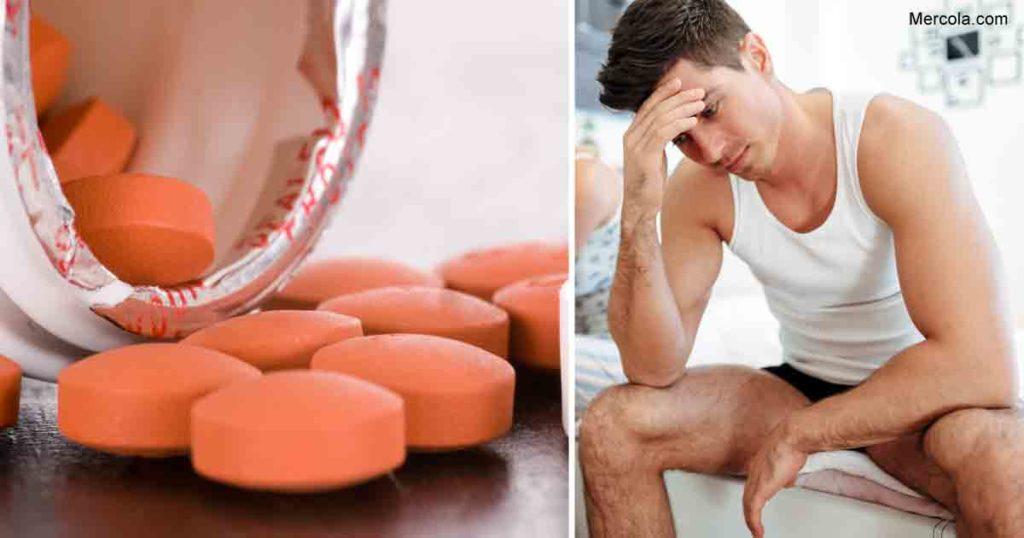 L'ibuprofène modifie la physiologie humaine