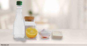 Nettoyez vos produits de nettoyage